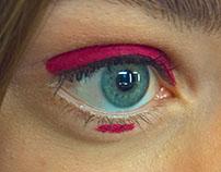 My make-up closeups