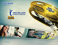 Voltaren 40 years of Relief