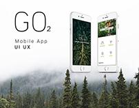 Eco-friendly Travel UI/UX