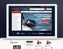 Boatshop design update
