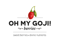 Oh My Goji! | corporate identity