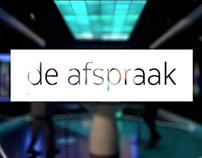 //DE AFSPRAAK as VRT designer