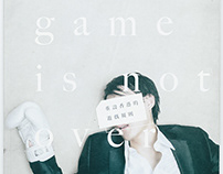 Breakazine! 突破書誌 #051《Game Is Not Over》