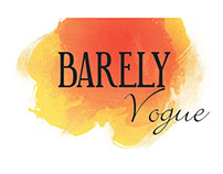 Barely Vogue - Logo & Website Design