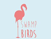Swamp birds, l'application mobile de l'espace nature de