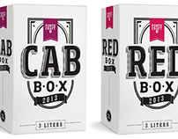 3-Liter Wine Boxes
