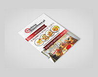 Kuchnia Dojazdowa | Flyer