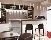 Interior | Cafe