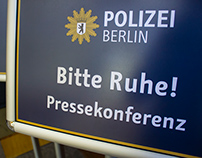 My PHOTOS on BERLINO MAGAZINE. Police's Interview.