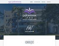 La Fontana - Responsive website
