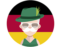 German avatar