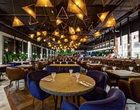 MOREMYASO contemporary meet restaurant, Moscow 2017