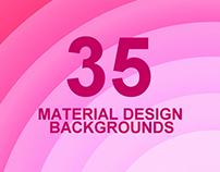 35+ Amazing Material Design Background Packs