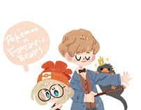 pokemon&fantastic beasts