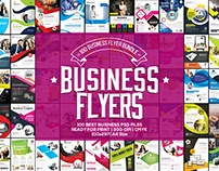 100 Business Flyers Mega Bundle