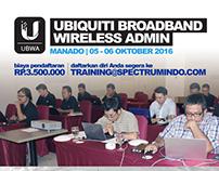 UBNT Training Invitation