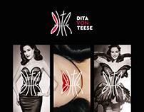 Dita Von Teese - Burlesque Model Personal Branding