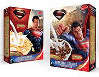 SuperMan CornFlakes