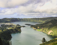 Azores Panoramic View