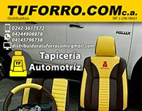 Rediseño TuForro.com