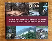 """Book """"O ABC da fotografia explicado..."""""""