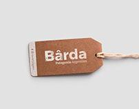 Bârda Patagonia / Branding