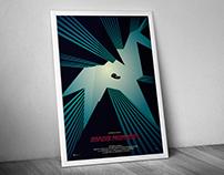 BLADE RUNNER (V2) Poster Art