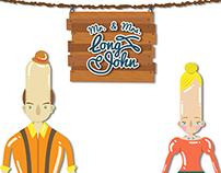 Mr. and Mrs. Long John