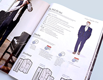 Bespoke Suiting Illustrations