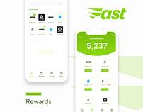 Fast One-Click-Login App