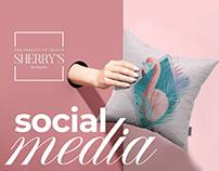 Sherry's Social Media