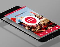 Meetball App Concept