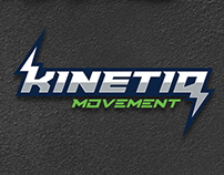 Kinetiq movement logo concept
