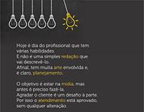 Dia do Publicitário - Rede Vitória de Comunicação