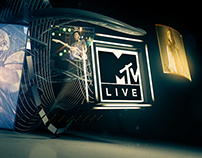MTV - Palladia | DIgital Kitchen