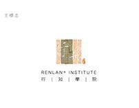 任浪集团旗下行知学院logo设计