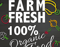 Farm Fresh 100% Organic Products