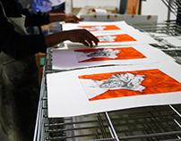Orange | Etchings & Screen Prints