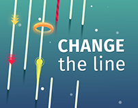 Change The Line - mobile game