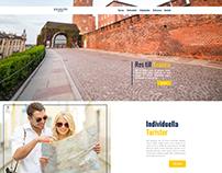 Krakow Resor Web Design