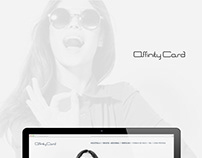 Web empleados Affinity Card