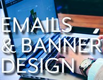 Emails & Banner Designs