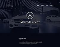 Mercedes Benz Motor Show Video Project