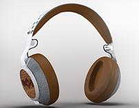 '3D House of Marley Headphones