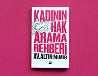 Kadının Hak Arama Rehberi Book Cover