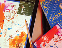 Live-Drawing Cannes Lions 2015