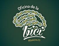 Identidad visual - Oficina de la Bici Manizales