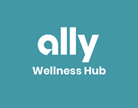 Brand Experience Designed for ALLY Banking