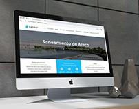 Web Development Sanear Areco