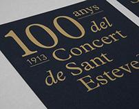 Sant Esteve Centenary Concert
